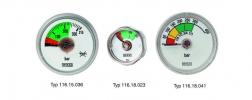 直接驱动式压力表