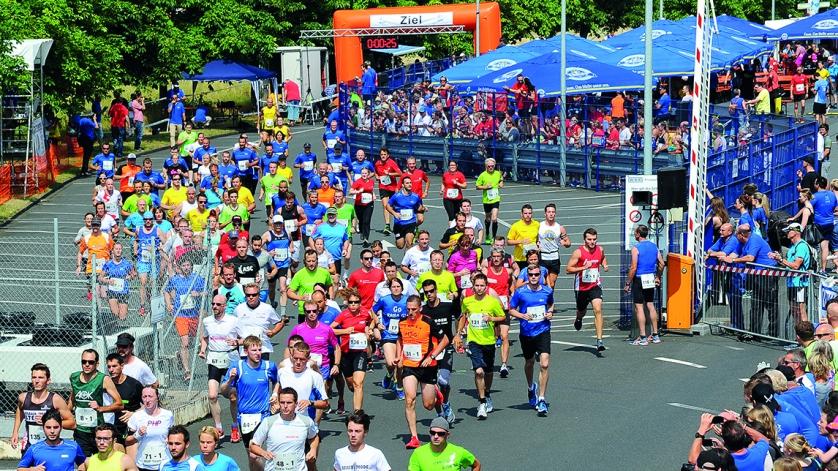 威卡(WIKA)马拉松