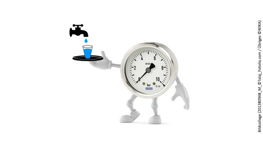 饮用水测量仪表适用性