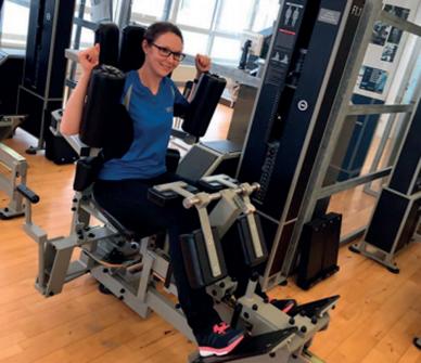 躯干运动训练机器