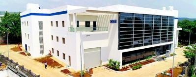 威卡印度新大楼