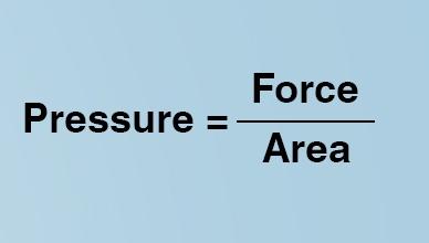 压力校准公式