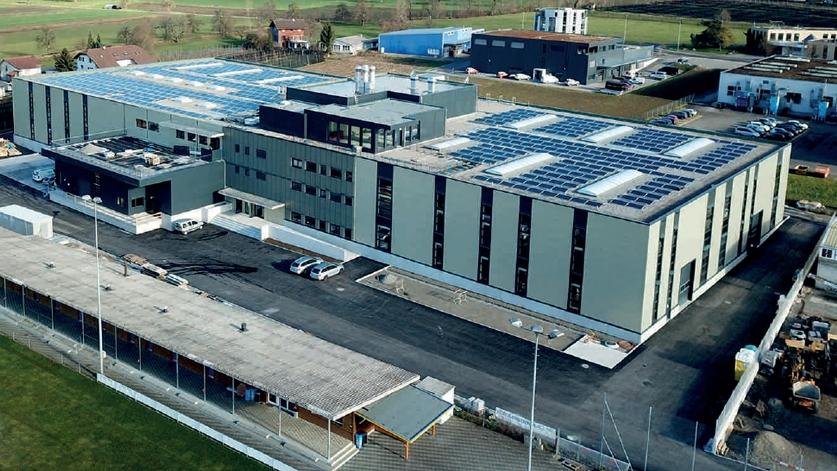 威卡瑞士新技术中心