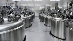 带TRI-CLAMP®连接的隔膜密封系统与NovAseptic®兼容